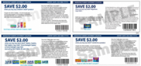 "View the ""Advil – $8.00 in Savings"" coupon page"