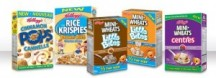 "View the ""Kellogg's Love your Cereal Offer"" coupon page"