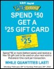 "View the ""Petcetera – Spend $50 this week, Save $25 next week"" coupon page"
