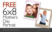 "View the ""FREE 6×8 Mother's Day Portrait from Black's"" coupon page"