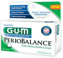 "Consultez la page de réduction ""SAVE $ 5.00 On GUM® PerioBalance ™ Daily Probiotic dentaire chez Shoppers Drug Mart®"""