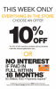 "View the ""Home Depot 10% OFF minimum $450 Purchase or No Interest for 18 Months"" coupon page"