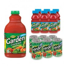 "Consultez la page de réduction ""Mott's Garden Cocktail - SAVE $ .75 Printable Coupon"""