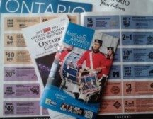 "View the ""Ontario Tourism Coupons & FREE Map by Mail"" coupon page"