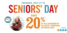 "View the ""Shoppers Drug Mart Seniors Day July 12, 2012"" coupon page"