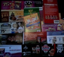 "View the ""TPS! Tear Pads Spotted at IGA in Quebec Feb 7, 2013"" coupon page"