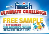 "View the ""FREE Sample of Finish Quantum with Power Gel (Facebook Offer)"" coupon page"