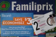"View the ""TPS! Tear Pads Spotted at Familiprix!"" coupon page"