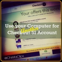 "View the ""You Can Add Another Checkout 51 Account from your Home Computer!"" coupon page"