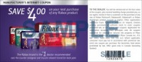 "View the ""Robax $4 OFF Any Product (Printable Canadian Coupon)"" coupon page"