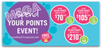 "View the ""How to EARN Shoppers Optimum Points FAST!"" coupon page"