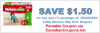 "View the ""Huggies $1.50 OFF Little Movers Slip-On Diapers (Printable Canadian Coupon)"" coupon page"