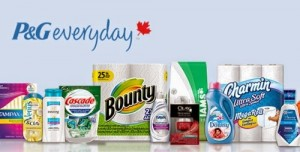 P Amp G Everyday Canada Free Samples Coupons And Special Offers
