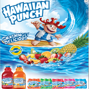 Hawaiian punch coupon august 2018