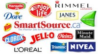 "View the ""Latest Printable Coupons from SmartSource Canada"" coupon page"