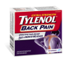 "Consultez la page de réduction ""Free Tylenol Back Pain Sample Packs"""