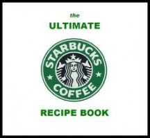 """View the """"Ultimate Starbucks Recipe Book"""" coupon page"""