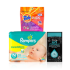 "View the ""P&G brandPack Sample – Pampers Swaddlers (20 pk), Downy Unstoppables (1 load), Tide PODS (1 capsule)"" coupon page"