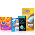 "View the ""P&G brandPack Sample – Downy Unstoppables (1 load), Tide PODS (1 capsule), Mr. Clean Magic Eraser (1 pad), Swiffer Duster (1 duster)"" coupon page"