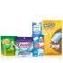 "View the ""P&G brandPack Sample – Secret Clinical (14g), Cascade Platinum (2 pk/34g), Gain Flings (1 capsule), Mr. Clean Magic Eraser (1 pad), Swiffer Duster (1 duster)"" coupon page"