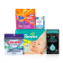"View the ""P&G brandPack Sample – Pampers Swaddlers (20 pk), Secret Clinical (14g), Cascade Platinum (2 pk/34g), Downy Unstoppables (1 load), Tide PODS (1 capsule)"" coupon page"