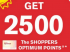"View the ""2,500 Free Bonus Optimum Points from Shoppers Drug Mart"" coupon page"
