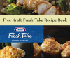 "View the ""Free Kraft Food Recipe Book"" coupon page"