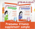 "View the ""Premama Maternity Vitamin Supplement Sample"" coupon page"