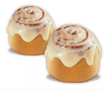 "Consultez la page de réduction ""Free Minibon Roll From Cinnabon"""