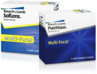 "View the ""FREE 6 Pack of Bausch & Lomb Contact Lenses"" coupon page"