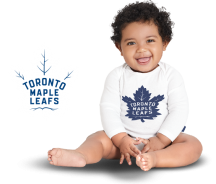 "View the ""Free Limited Edition Toronto Maple Leafs Bodysuit From Carter's 