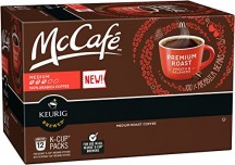 "View the ""Free Samples of McCafe Keurig K-Cups! Hurry!!"" coupon page"