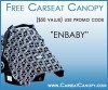 "Affichez la page de réduction ""Free Carseat Canopy - ($ 50 dollars)"""