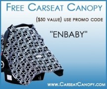 "View the ""Free Carseat Canopy – ($50 dollar value)"" coupon page"