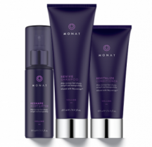 """View the """"FREE Sample Monat Hair Care Products"""" coupon page"""