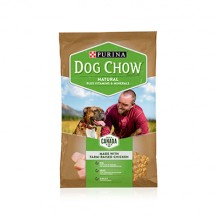 "View the ""Dog Chow – Save $4.00 on any one (1) Dog Chow® Natural Dry Dog Food Product (7.48 – 19.3 kg)"" coupon page"