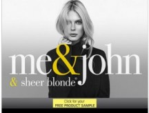 "View the ""FREE Samples Sheer Blonde Shampoo & Conditioner!!"" coupon page"
