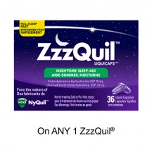 "View the ""Zzzquil – Save $1.50"" coupon page"