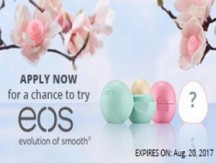 """View the """"FREE eos Lip Care Product Opportunity"""" coupon page"""
