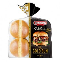"View the ""Dempster's Deluxe® The Gold Bun™ – Save $1.00 on on any (1) Dempster's® Deluxe The Gold Bun™"" coupon page"