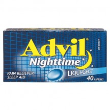 "View the ""Advil – Save $3.00 on select Advil® Nighttime products (20's and above)"" coupon page"
