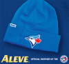 """View the """"FREE Toronto Blue Jays Toque with purchase"""" coupon page"""