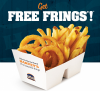 "Voir le ""FREE Harvey's Frings!"" page de coupon"