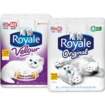 "View the ""At Walmart: ROYALE® – Save $1.00"" coupon page"