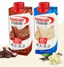 """View the """"FREE Premier Protein Shakes Opportunity"""" coupon page"""
