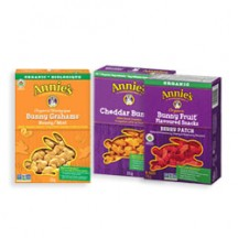 "View the ""Annie's® – Save $1.00 on any Annie's® 115-250g snack"" coupon page"