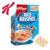 "View the ""Kellogg's* Rice Krispies* cereal – Save $0.75 on 285 g – 640 g, any variety."" coupon page"