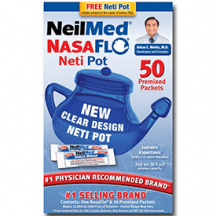 "View the ""FREE NeilMed NasaFlo® Neti Pot for Fans"" coupon page"