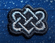 "View the ""FREE Endless Knot Stickers"" coupon page"