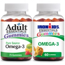 "View the ""Adult Essentials & IronKids Essentials – Save $2.00 on any Adult Essentials or IronKids® Essentials Vitamin Gummies"" coupon page"